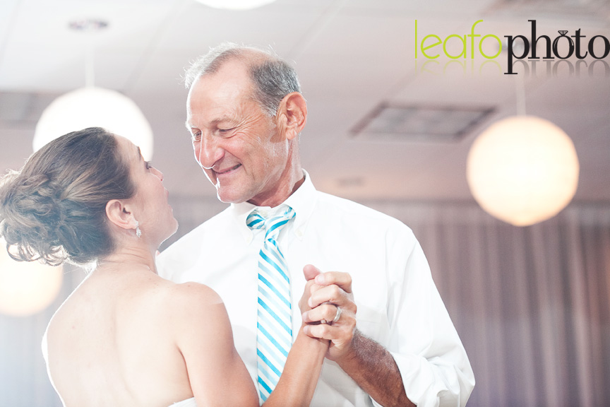 Awesome-Wedding-Photographers-in-Delaware, Bride dancing with father