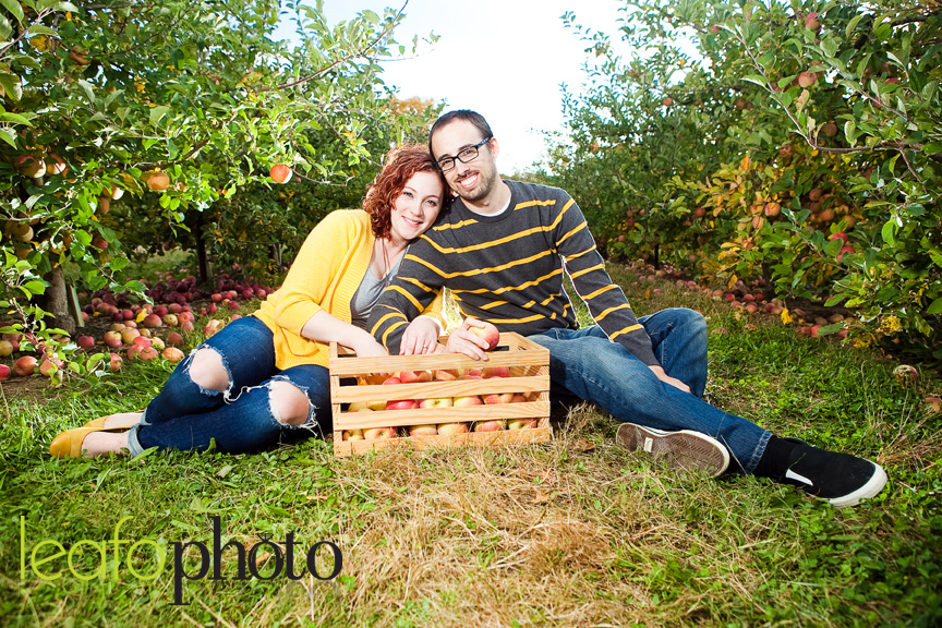 Elkton-Maryland-Orchard-Engagement-Photos