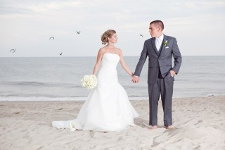 Bethany Beach, Delaware Wedding Photography
