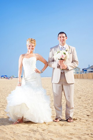 Dewey Beach Wedding Photography