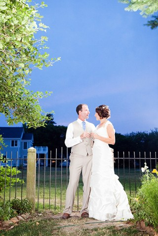 Lewes Historical Society Wedding