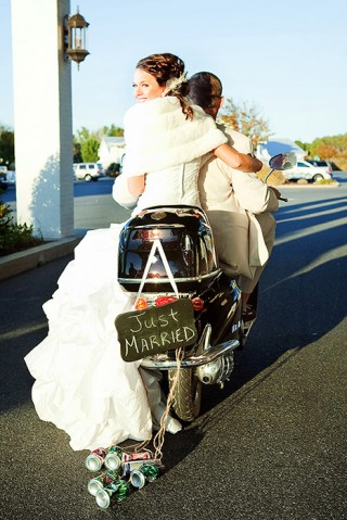 Rehoboth Yacht Club Wedding